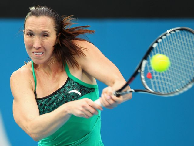 Jankovic - former world number one.