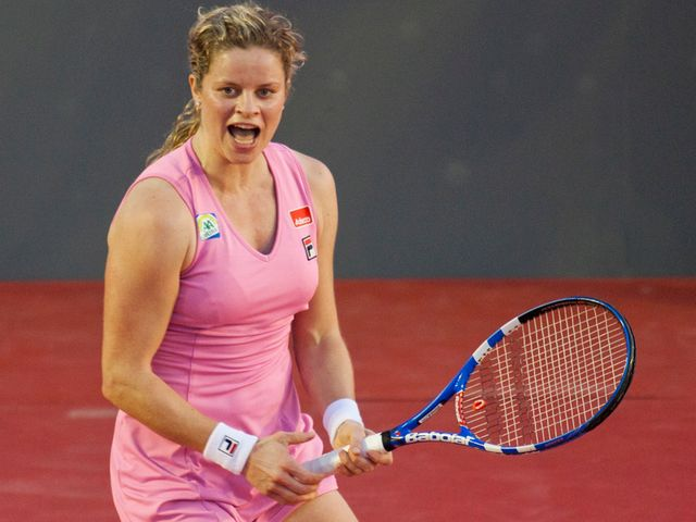 Clijsters - finished 2010 well.