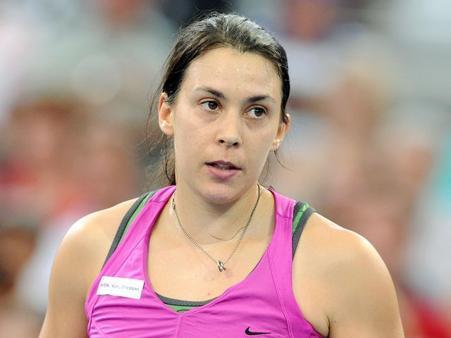 Bartoli: Reached 2007 Wimbledon final