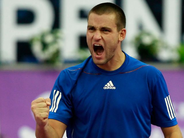 Youzhny - impressive end to 2010.