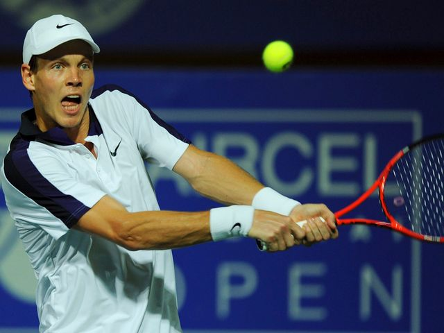 Berdych: Struggled to find consistency