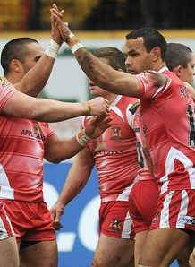 Wigan ease past Wildcats