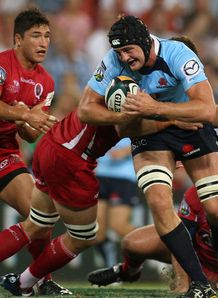 Dean Mumm waratahs reds