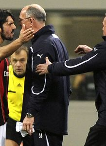Gattuso charged by Uefa