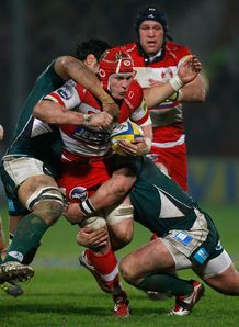 Gloucester v London Irish Luke Narraway