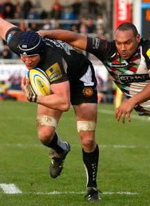 Tom Johnson Jordan Turner Hall exteter harlequins 2011