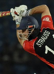 Positive spin from Strauss