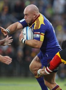 Jason Rutledge highlanders v chiefs