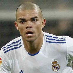 Pepe: Back from injury
