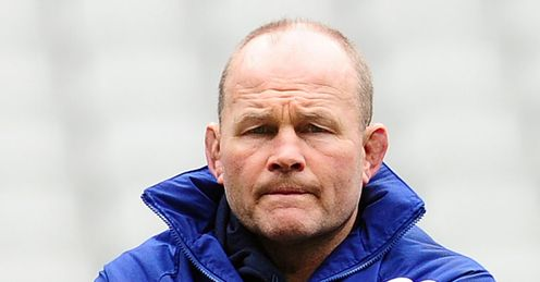 Can Andy Robinson lead Bristol into the Premiership?