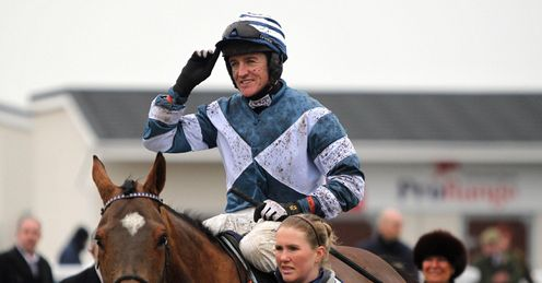 Barry Geraghty Oscar Whisky