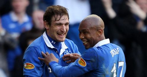 Jelavic: can get the goals Rangers need to scoop some silverware