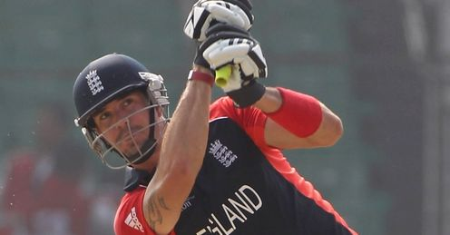 Pietersen: new role in England team