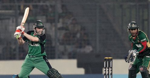 Niall O Brien Ireland v Bangladesh world cup