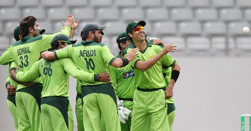 Adversity: Pakistan has hosted no international cricket for two years