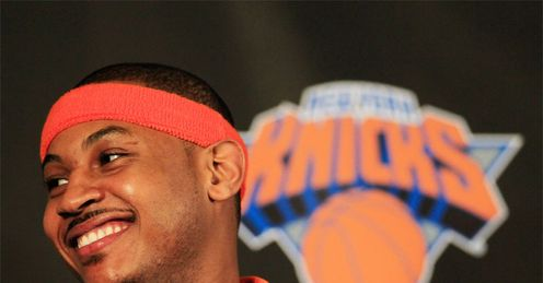 carmelo anthony new york knicks wallpaper. In good Knick: Carmelo Anthony