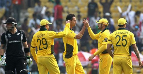 shaun tait world cup australia new zealand