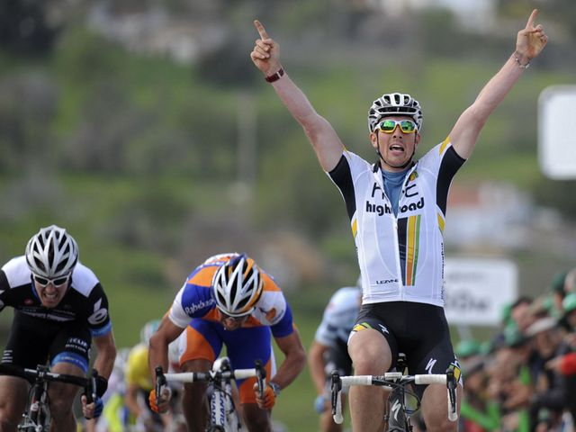 Degenkolb: Arms aloft at the line