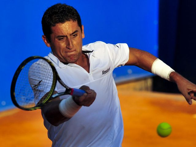 Nicolas Almagro - outside chance at Roland Garros.
