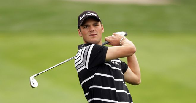 Martin Kaymer: Yet to make the cut at Augusta.