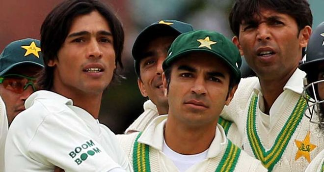 Butt and Asif both found guilty of involvement in spot-fixing