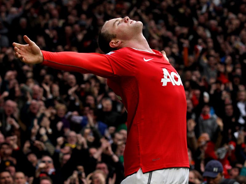 Rooney wonder goal earns derby win for United