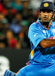 Dhoni aims for Dutch delight
