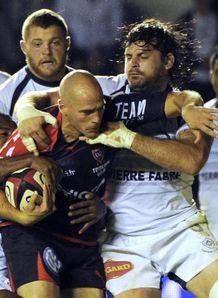Toulon v castres 2011