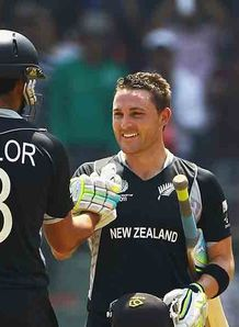 Routine win for New Zealand