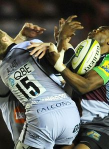 quins v newcastle