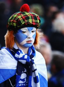 scotland fan