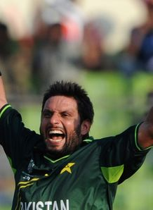 Afridi cools expectations