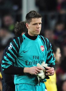 Szczesny hoping for the best