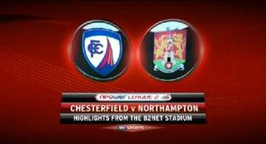 Chesterfield 2-1 Northampton