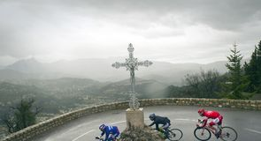 Paris-Nice Stage Eight Gallery