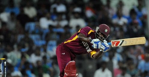 Devon Smith India v West Indies world cup 2011