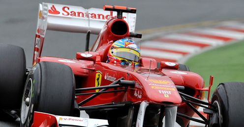 Can Ferrari chase down Red Bull?