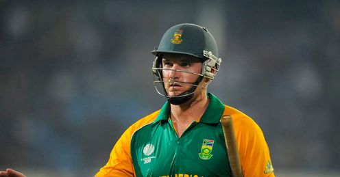 Graeme Smith South Africa v New Zealand