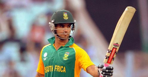 JP Duminy South Africa Ireland