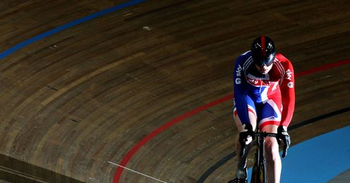 Matt Crampton: still in the dark over Olympic dreams