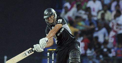 Ross Taylor strikes world cup 2011 new zealand v Pakistan