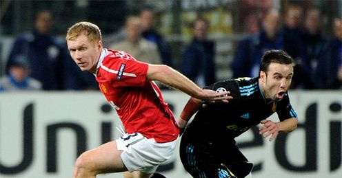 A Mathieu performer: Valbuena and Scholes could have a fascinating battle, says Thommo