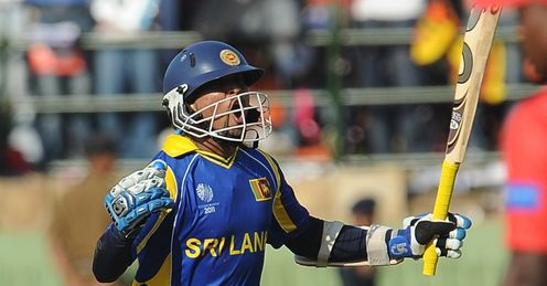 Tillakaratne Dilshan Sri Lanka Zimbabwe