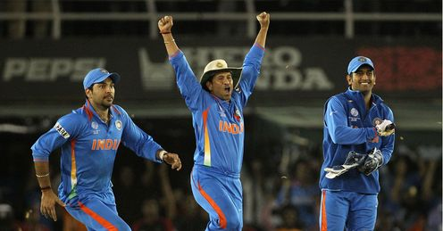 Yuvraj, Tendulkar, Dhoni: key men for India