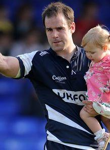 Charlie Hodgson Sale v Exeter farewell