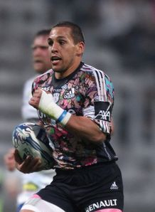 Julien Arias Stade Francais Amlin challenge cup 2011