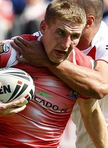 Rampant Wigan crush Crusaders