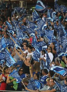 blues fans super rugby