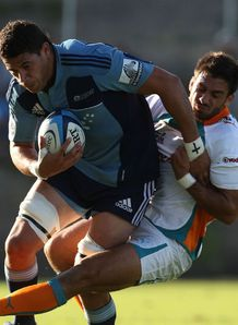 Peter Saili blues v cheetahs