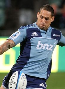 Blues v Highlanders: Teams